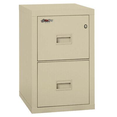 Fireking Turtle Fireproof 2 Drawer File Cabinet