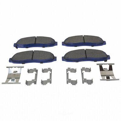 Disc Brake Pad Set-CNG Front MOTORCRAFT BRSD-679
