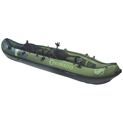 Sevylor Colorado Inflatable Fishing Kayak - 2-Person