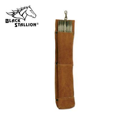 Black Stallion Rh Split Cowhide Welding Rod Holder