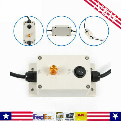 Motor Governor Vibrating Stepless Variable Reducing Speed Control Adjustable