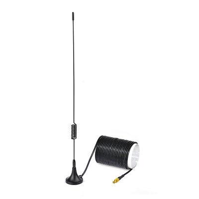 DAB radio Car digital radio Aerial MCX Connector 28cm - High Gain Antenna 5dbi ()