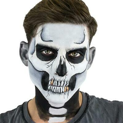CLASSIC SKELETON STENCIL KIT STAGE FACE COSTUME MAKEUP CSSK001