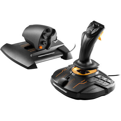 Thrustmaster T.16000M FCS HOTAS Wired Flight Stick & Throttle for...