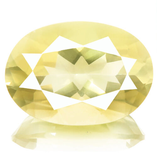 13.55ct Andesine rich yellow color 100% natural earth mined from Africa