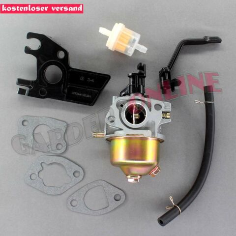 Vergaser Benzinfilter für Honda 168F Gx140 GX160 GX200 5.5//6.5 PS Motoren
