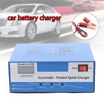 Intelligentes Impulsreparaturladegerät For AJ-618E Auto Batterie Ladegerät 130W