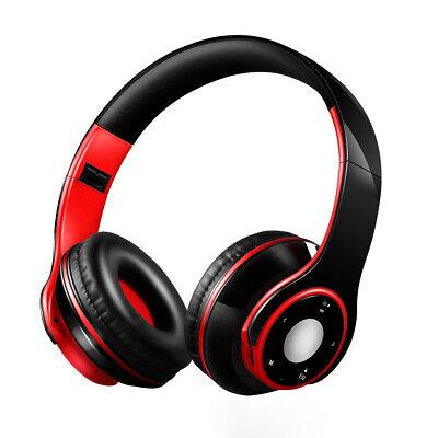 4in1 Bluetooth Stereo Musik EDR Kopfhörer Über-Ohr-Wireless-Kopfhörer TF FM E6R9 Bluetooth-stereo-musik