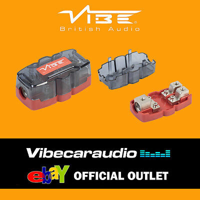 Vibe Critical Link Fused Distribution Block CLFD-V7 0AWG to 4AWG or 4AWG to 8AWG