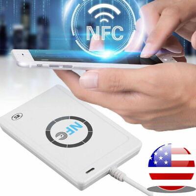 Contactless Smart Reader Writer Usb Sdk For Nfc Acr122u Rfid