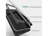 TEMPERED GLASS + CASE BUNDLE - WITH FREE FITTING - ANY IPHONE - £7