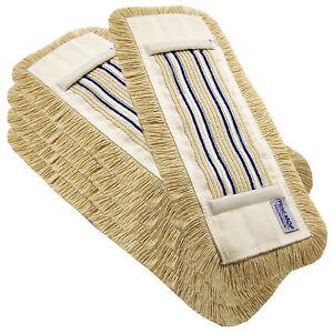 5 3 pi ces 40cm 50cm professionnel coton serpill re balai. Black Bedroom Furniture Sets. Home Design Ideas