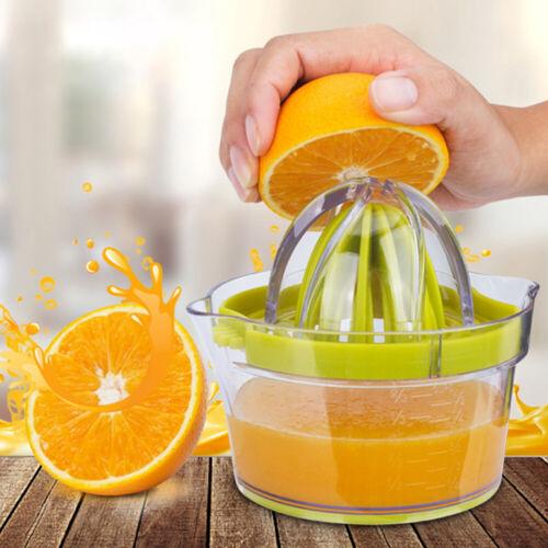 Juicer Squeezer Manual Hand Orange Lemon Press Fruit Citrus