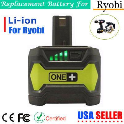 4 0Ah P104 Max Lithium Battery For Ryobi 18V Ryobi One  P108 P102 P103 P105 P107
