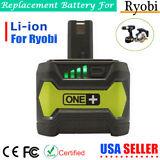 4.0Ah P104 Max Lithium Battery for Ryobi 18V Ryobi ONE+ P108 P102 P103 P105 P107