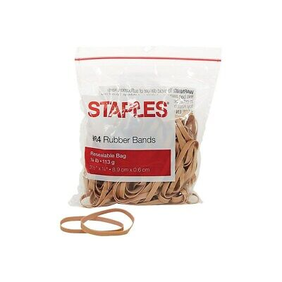 Staples Economy Rubber Bands Size 64 14 Lb. 143297