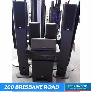 Yamaha 5.1 Channel Surround Sound Booval Ipswich City Preview