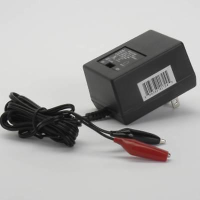 6V 12V 6 Volt 12 Volt SLA Battery Charger Switchable 500mah Sealed Lead Acid NEW