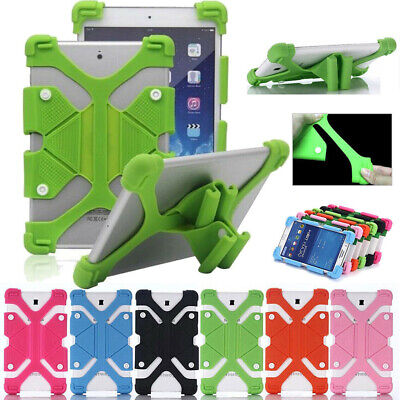 Universal Silicone Gel Case Cover For Samsung Galaxy Tab A/E/S2/4 7