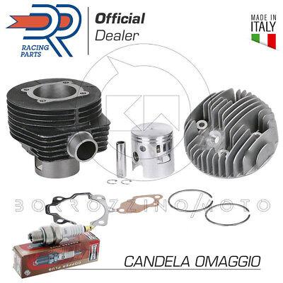 GRUPPO TERMICO DR CILINDRO MOTORE 177cc Ø63 VESPA PX 125-150 + CANDELA CHAMPION