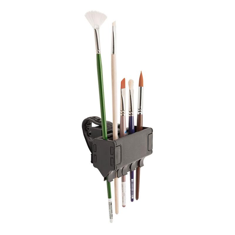 Easy to Use Products Brush Grip Rotating Paintbrush Holder