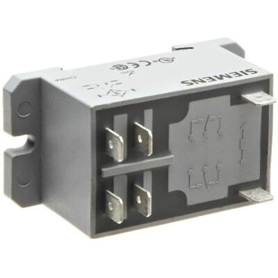 Siemens 3TX7131-4CF13 Basic Plug In Enclosed Power Relay, DPST-NO Contacts, 30A