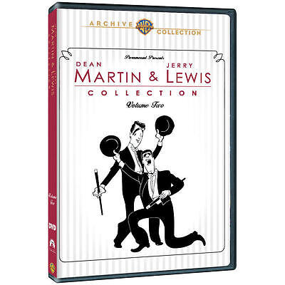 Dean Martin and Jerry Lewis Collection - Vol. 2 - 3 DVD Set - 5 films! (MOD)
