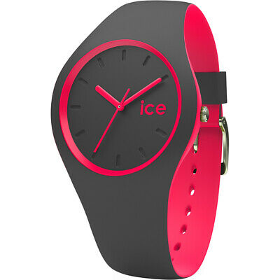 Ice-Watch Ice Double 001501 DUO.APK.U.S.16 Anthracite-Pink