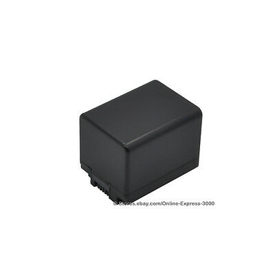 3000mAh BP-727 Intelligent Battery for Canon VIXIA HF R400 R500 R600 R60 R62 for sale  Shipping to Nigeria