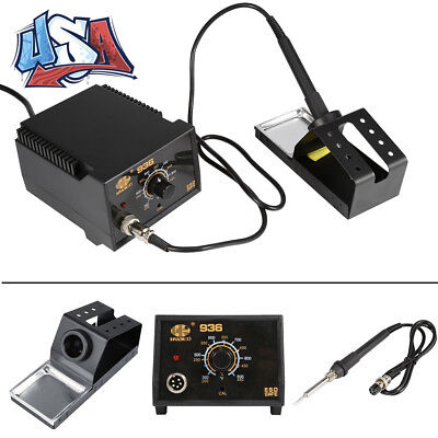 - 936 110V 75W Frequency Change Desolder Welding Power Iron Soldering Station