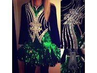 Irish Dance Dress Suit Taller /Older Dancer