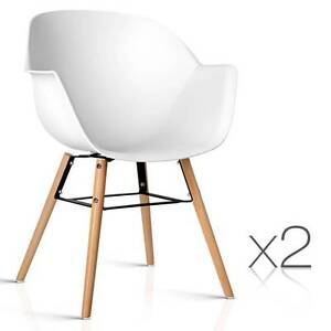 Set of 2 Eames Replica DAW Dining Chair Sydney City Inner Sydney Preview