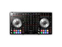Pioneer DDJ-SX2 DJ Controller with Swan Flight DDJ-SX & Laptop Case