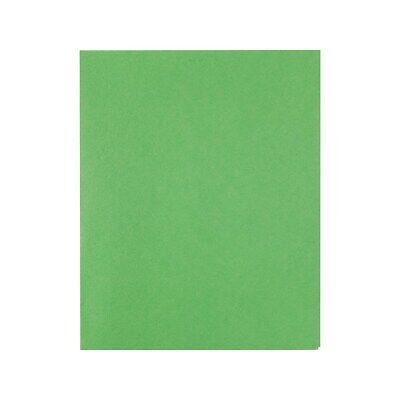 Staples School Grade 2 Pocket Folder Green 25box 5075327533-cc 578488