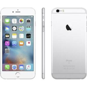 iPhone 6s Plus 16GB Silver UNLOCKED ( including Freedom / Chatr )  9/10 $380 FIRM