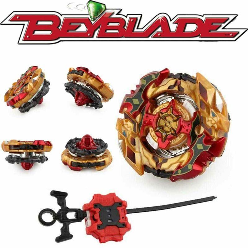 New Beyblade Burst B-128 B-127 CHO-Z SPRIGGAN.OW.ZT Wiht Launcher Kids Xmas