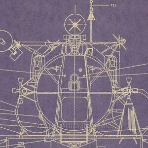 NASA Apollo Blueprint (page 2) - Pics about space
