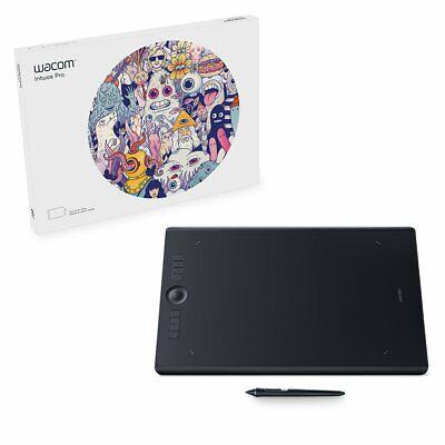 Wacom Intuos Pro Large Black Tablet, (PTH860) segunda mano  Embacar hacia Mexico