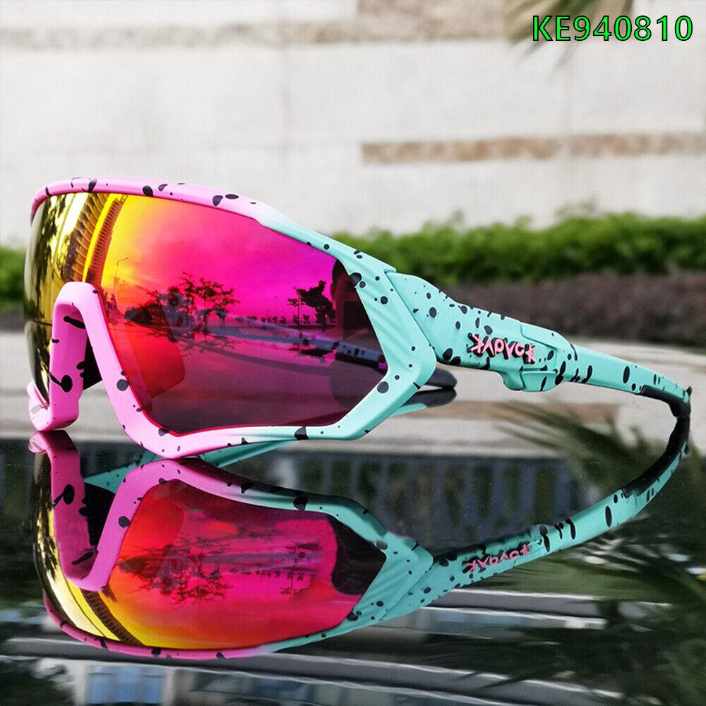 Man Cycling Sunglasses Man Woman Polarized Goggles Photochromatic Sports Glasses