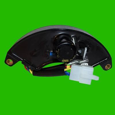 Unitedpower Silent Diesel Generator Dg5000s 5kw Automatic Voltage Regulator Avr
