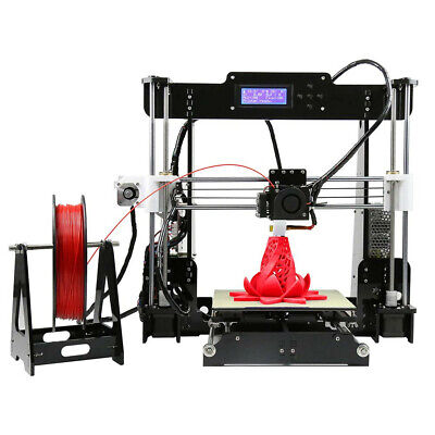 Anet® A8 DIY 3D Printer Kit 1.75mm / 0.4mm Support ABS / PLA / HIPS + Filament