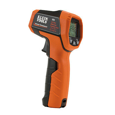 Klein Tools Ir5 121 Dual Laser Infrared Thermometer - W Case