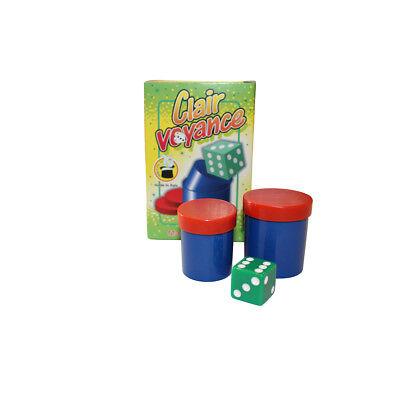 2001 GEDANKENLESEN Zauberwürfel Trick, Zaubern lernen, Zaubertrick für Anfänger (Anfänger Zaubertricks)