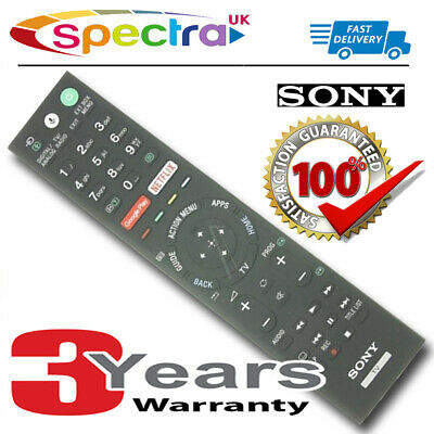 Genuine Original Sony Bravia Oled TV Voice Remote Control for KD-65AF9 KD-65ZF9