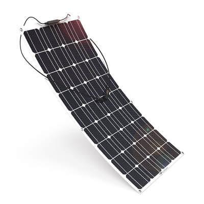 Placa solar Flexible 150w panel solar flex 150w Monocrystalline 12v