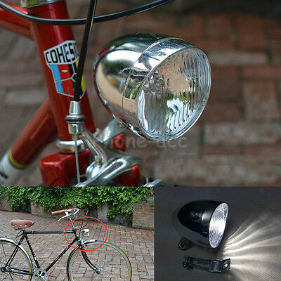 Still Vintage Classic Cycle Tail Light Retro LED Red Road//City//Steel bicycle NIB
