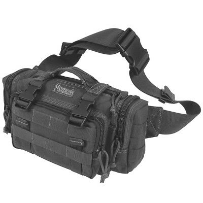 - Maxpedition ProteUS Tactical Versipack MOLLE Waist Bum Belt Bag Fanny Pack Black