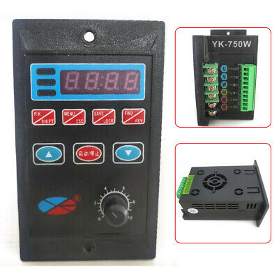 Ac110220v Single To 3 Phase Variable Frequency Drive Inverter Converter