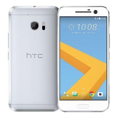 "HTC 10 - 32GB 4G LTE (GSM UNLOCKED) 5.2"" Smartphone - Glacier Silver"