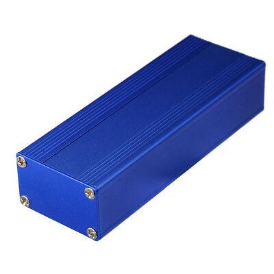 Aluminum Electronic Project Box Enclosure Case Diy - 4.33 X 1.57 X0.98lwh